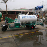 礦山煤塵治理小型灑水車, 電動新能源工程灑水車