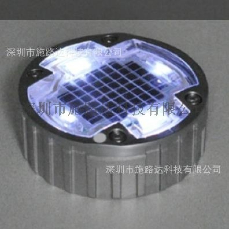 地埋式太陽能道釘規格125*45MM