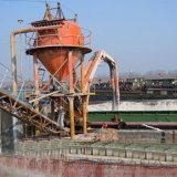 大型集裝箱卸灰機粉煤灰 粉體輸送設備 ljxy 氣
