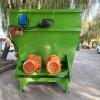9立方卧式全日粮饲料搅拌机,小型牛羊养殖场专用
