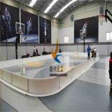 PP旱地冰球圍擋 輪滑場地旱地冰球擋板