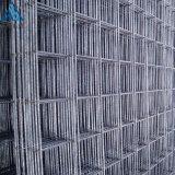 黑絲電焊網片/地熱鋼絲網片