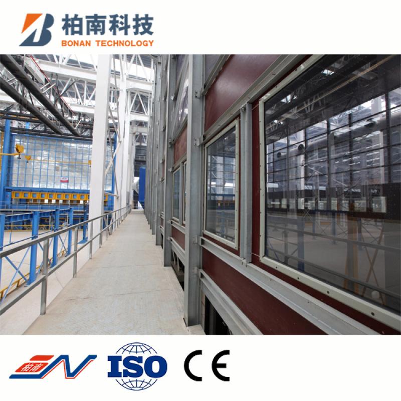 高效環保智慧節能熱鍍鋅設備、鍍鋅生產線