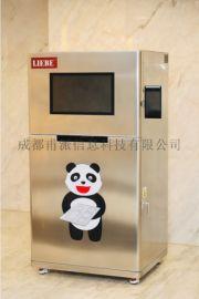简易型餐盘自动取盘机 Li-CP80 自助餐厅