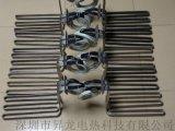 发热金属管形扁加热器