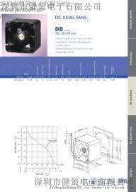 AVC散热风扇DB03628B12S直流12V