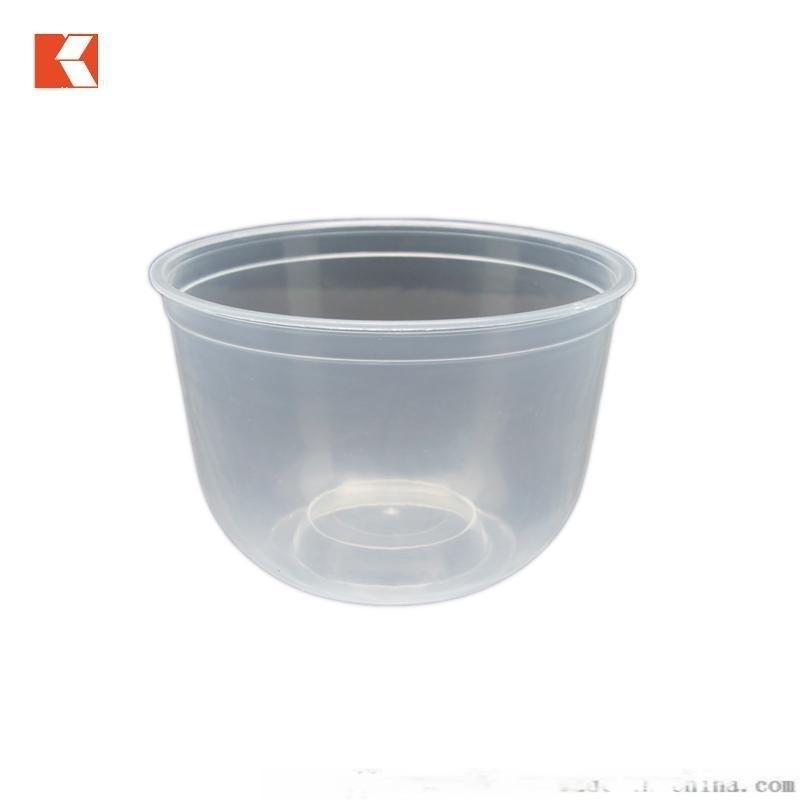 一次性塑料碗300ML汤碗粥碗