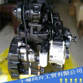 50KW康明斯柴油发电机4BTA3.9-G2