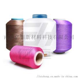 多规格现货包覆纱 机包 双包色丝 锦纶涤纶包覆纱