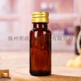 新品茶色瓶  中药瓶密封瓶茶色药瓶棕色口服液瓶