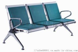 不锈钢**用座椅、走廊铁制座椅、不锈钢等候椅
