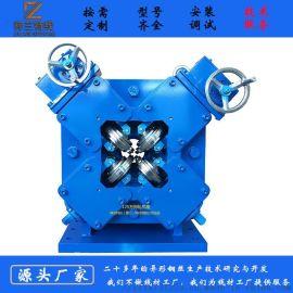 铜材异型钢丝冷轧机、四辊轧机、万向轧机