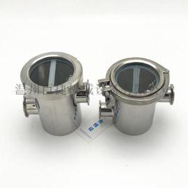 卫生级无菌制药车间空气阻断器 液封防臭