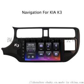车载GPS导航适用于起亚锐欧