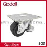 2.5-3寸大板机械重载脚轮调节脚轮