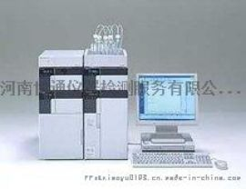 气相色谱仪、液相色谱仪、离子色谱仪检测校准