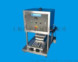 5L半自动液体消毒水灌装机上海鼎沪灌装机厂家
