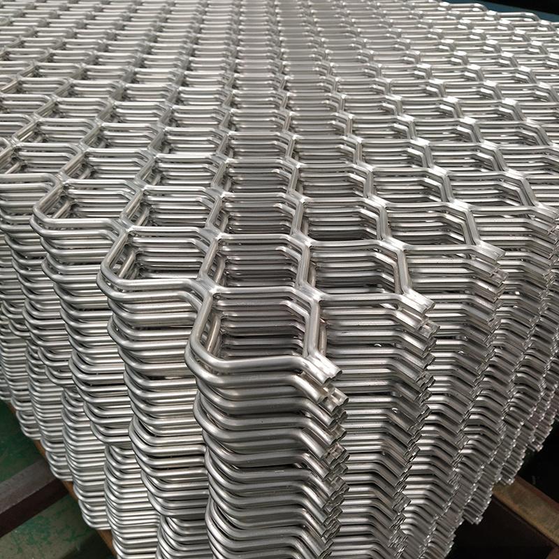 铝合金拉网规格定制 批发铝型材厂家兴发铝业