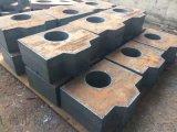 低合金S355J2钢板零割下料特厚钢板切割