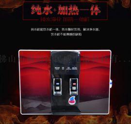 RO家用净水器 五级冷热一体反渗透直饮机