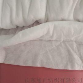 厂家定制睡袋用填充升温棉 粉色发热纤维棉 发热棉