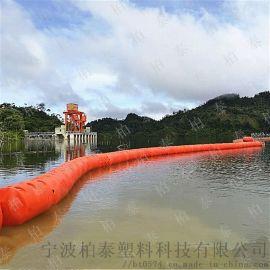 水上用塑料浮球浮圈 柏泰塑料拦污浮体