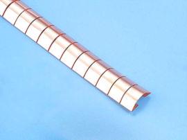 **电磁干扰屏蔽指形弹片 加工定制EMI铍铜弹片