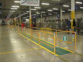 自闭式安全门 弹簧门 车间工作平台防护