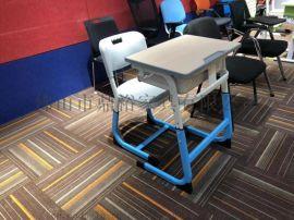 佛山鼎裕家具学生课桌椅可移动
