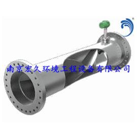 南京管道混合器非标定制混合药剂原水