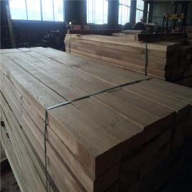 巴劳木防腐木厂地货源临沂正宗巴劳木防腐木碳化地板
