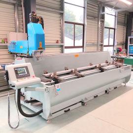 旋转门型材钻铣加工设备济南厂家直销铝合金数控钻铣床