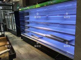 百果园冰柜 果琳冰柜 鲜丰水果冰柜