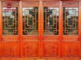 達州仿古門窗廠家,實木花格雕花門窗定做廠家