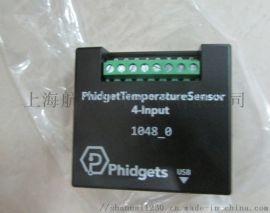 PHIDGETS温度传感器
