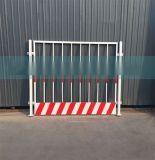 基坑護欄 基坑防護欄杆 紅白黃黑基坑臨邊護欄