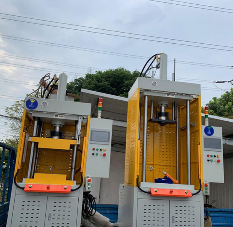 伺服数控液压机 精密伺服油压机