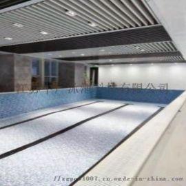 选择钢结构泳池,让健身房泳池15年不返工