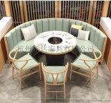 杭州西餐厅家具|咖啡厅沙发|火锅店桌椅定做