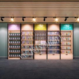 文具货架超市货架新款货架书店展示架