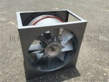 SFWL系列菸葉烘烤風機, 養護窯軸流風機