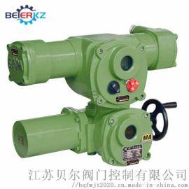 一体化调节型矿用隔爆型电动执行器ZJK30-18