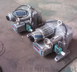 原厂DKJ-600电子式角行程调节型电动执行器