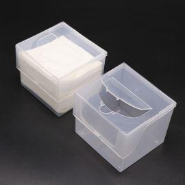 伟胜洁面巾盒 洗脸巾盒 棉柔巾盒 美妆洁面巾包装盒