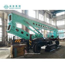 HFZL20长螺旋钻机,新型桩基础施工机械
