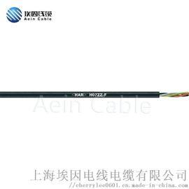 无卤低烟橡胶软电缆H07ZZ-F