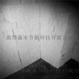淄博森木节能厂家供应 T-38刀型磷酸盐耐火砖