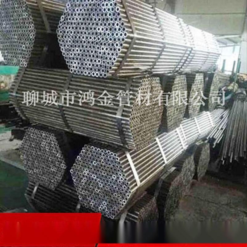 精密冷拔钢管 GCr15精密钢管76*4.5