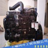 康明斯6LTAA8.9-C360螺杆空压机发动机