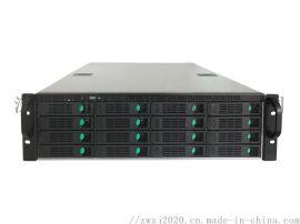 16盘位NVR,网络硬盘录像机,存储服务器